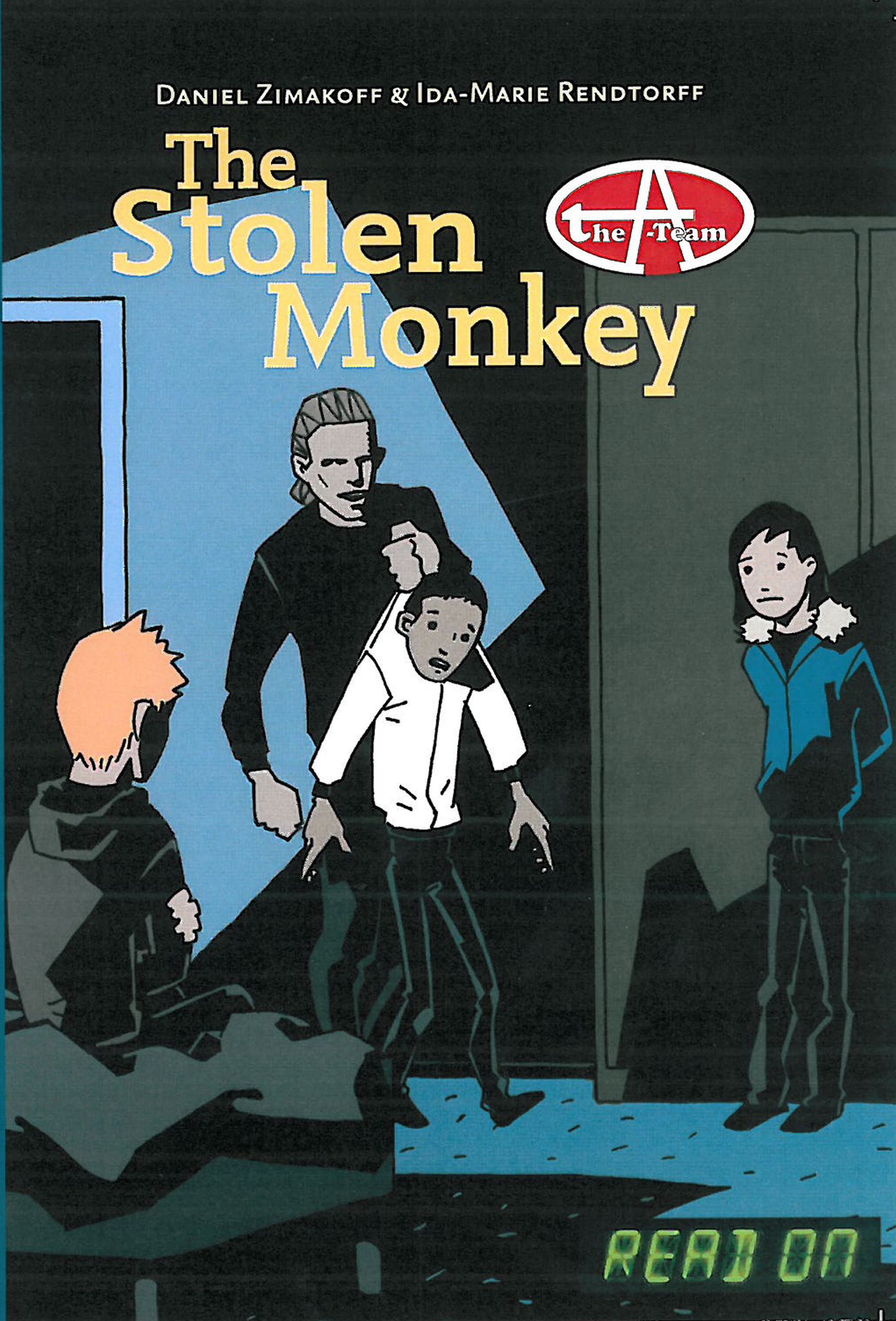 The A-Team: The Stolen Monkey - 2 - Read ON series
