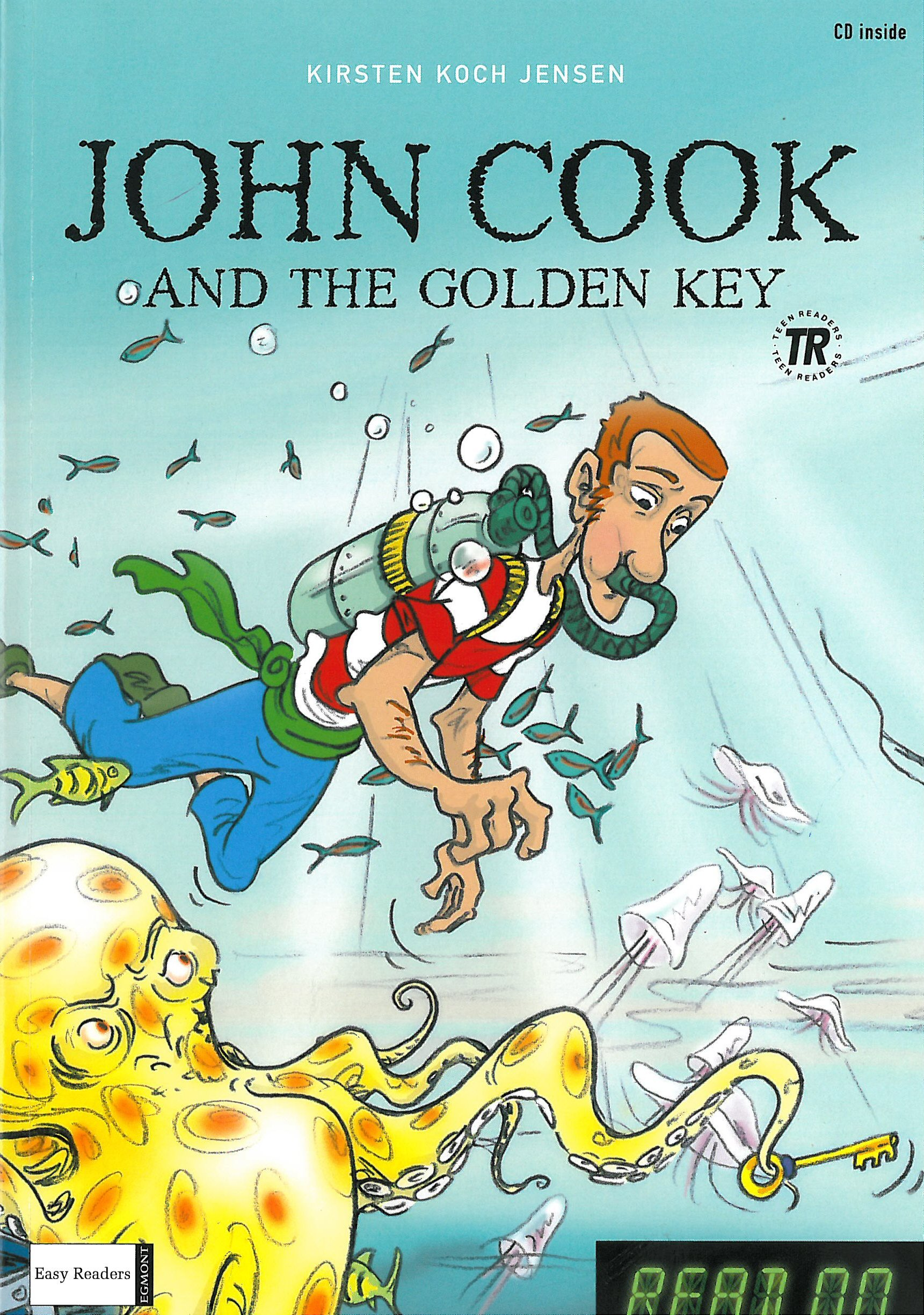 John Cook and the Golden Key/John Cook and the Cruel Kidnapper - READ ON series