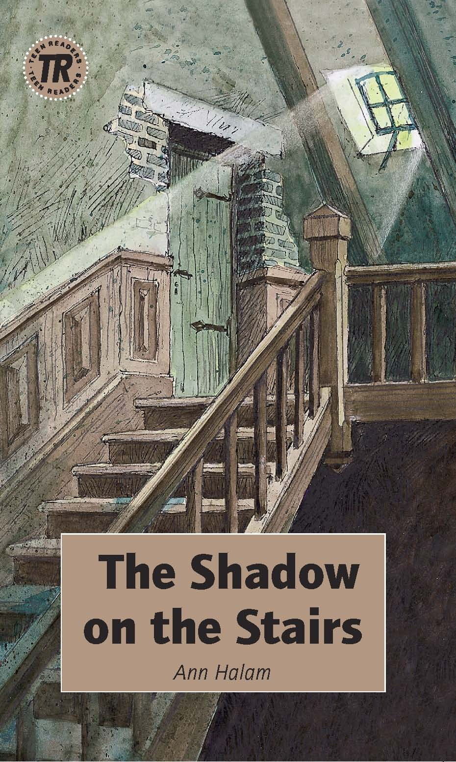 The Shadow on the Stairs